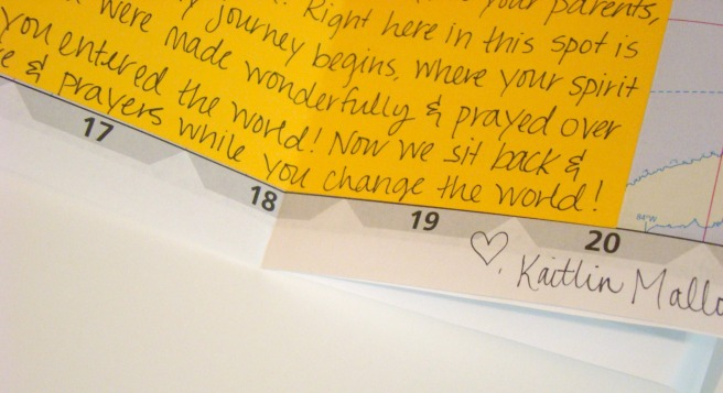 note from kaitlin